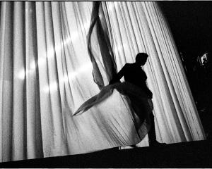 Gerald Y Plattner // Backstage