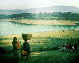 Jana Hunterová // Santhal tribes