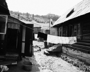 Petr Kadlec // Romany village in East Slovakia