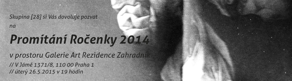 Yearbook presentation in Art Residency Zahradnik – Prague